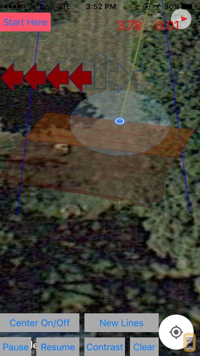 Screenshot - Farm Sprayer GPS