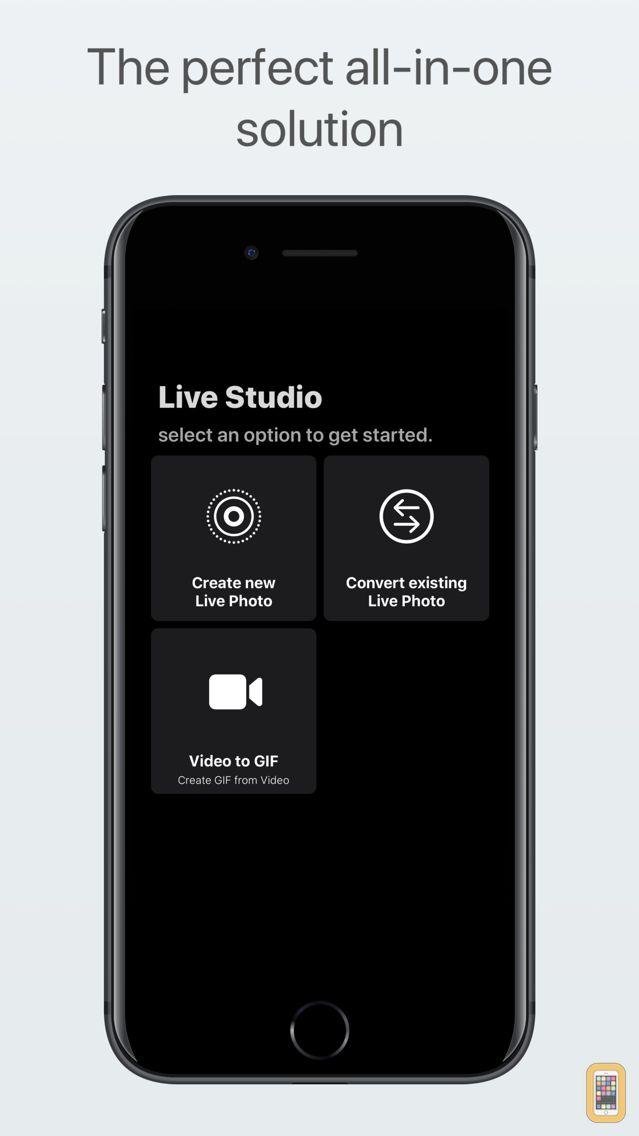 Screenshot - Live Studio - All-in-One