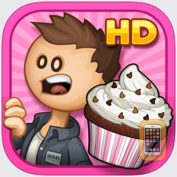 Papas Cupcakeria HD For IPad App Info Stats IOSnoops - Papa louie cuisine