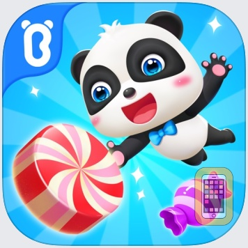 Little Panda's Candy Shop by BABYBUS (Universal)