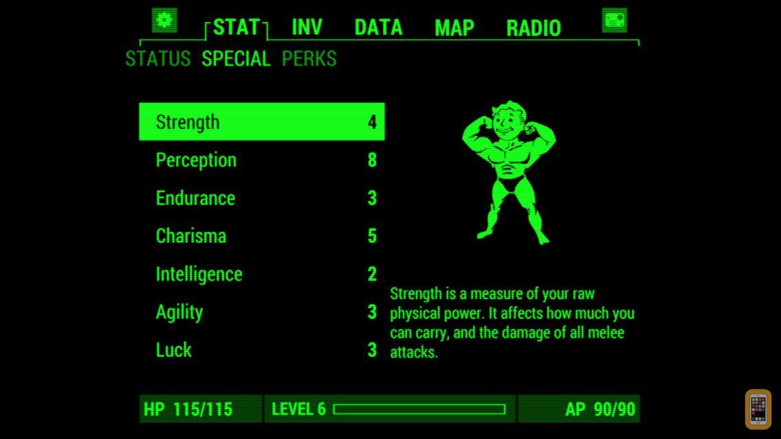 Screenshot - Fallout Pip-Boy