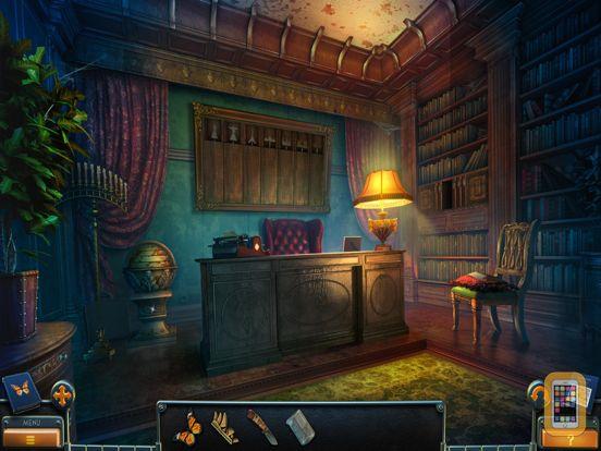 Screenshot - New York Mysteries: Secrets of the Mafia HD (Full)