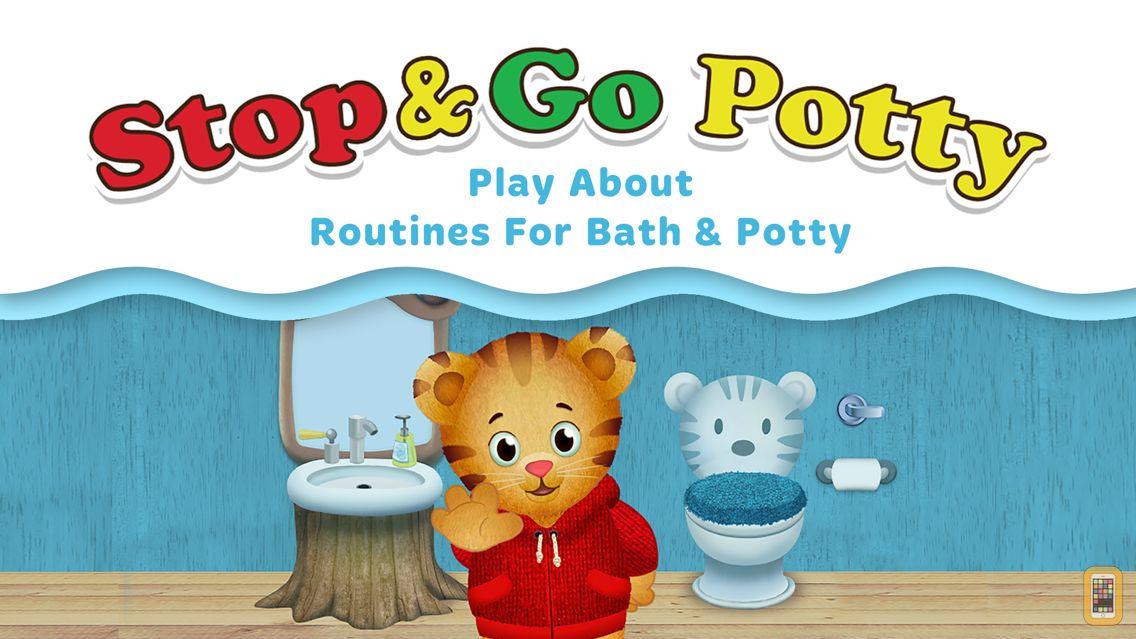 Screenshot - Daniel Tiger's Stop & Go Potty
