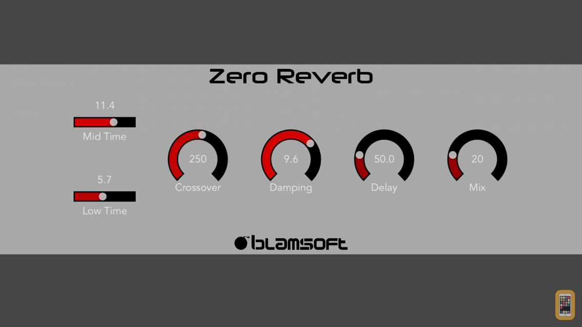 Screenshot - Zero Reverb