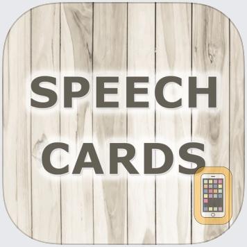 Speech Cards by Teach Speech Apps - for speech therapy by Teach Speech Apps, LLC (iPad)