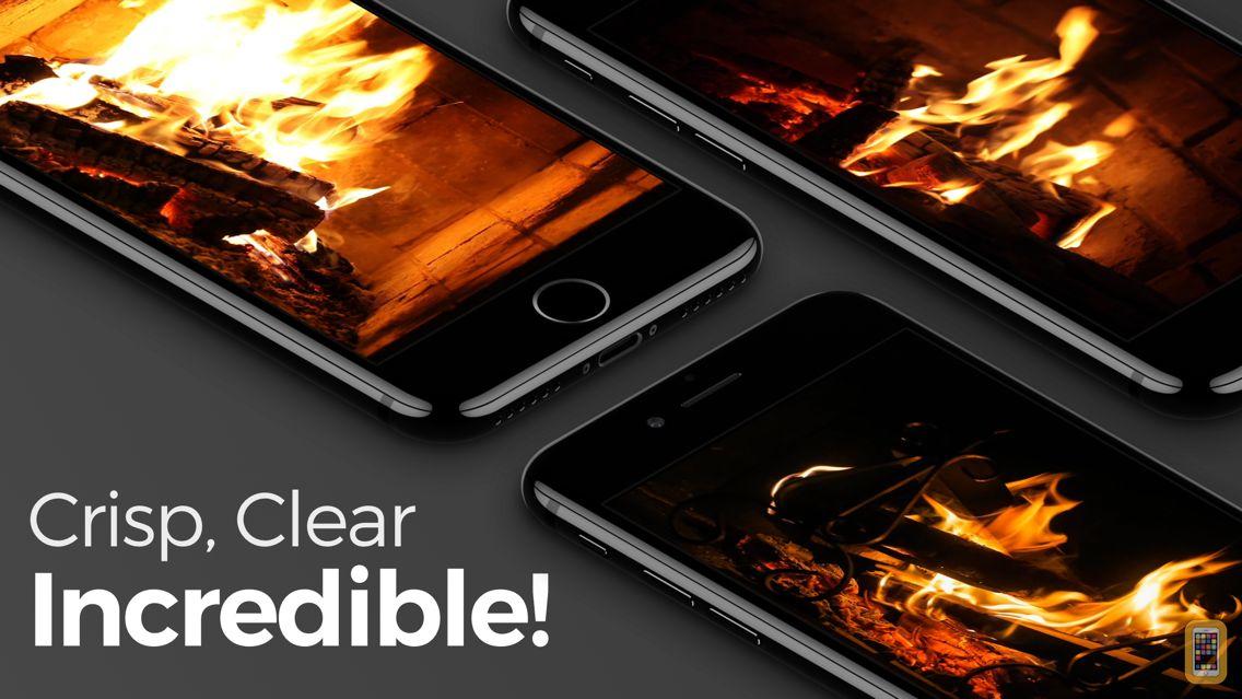 Screenshot - Ultimate Fireplace PRO