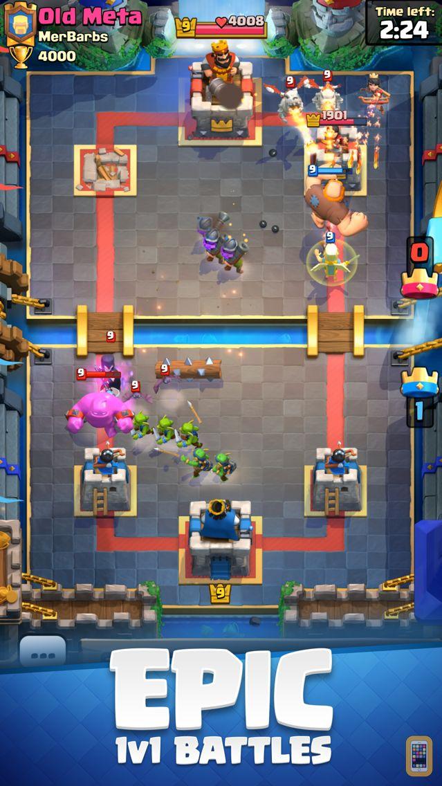 Screenshot - Clash Royale