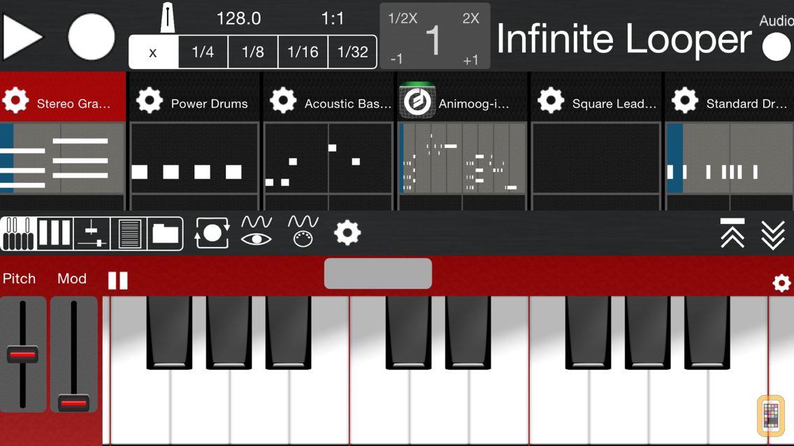 Screenshot - Infinite Looper