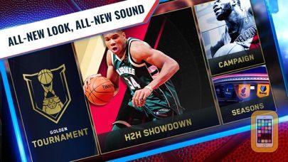 Screenshot - NBA LIVE Mobile Basketball