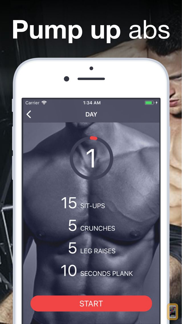 Screenshot - Six Pack Abs + Fat Burn Diet