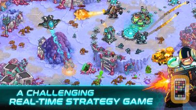 Screenshot - Iron Marines - RTS Offline