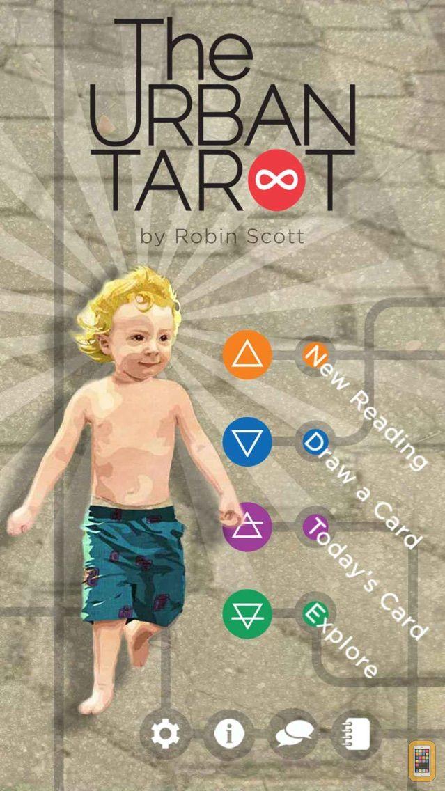 Screenshot - Urban Tarot