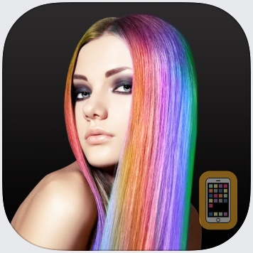 Hair Color Changer - Styles Salon & Recolor Booth for iPhone ...