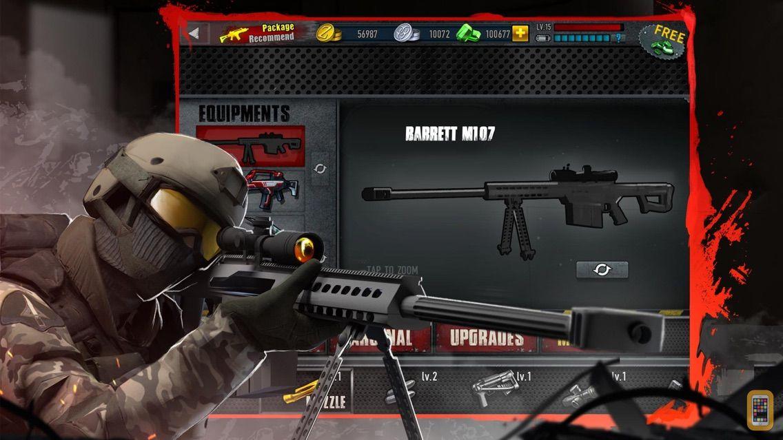 Screenshot - Zombie Frontier 3: Sniper FPS