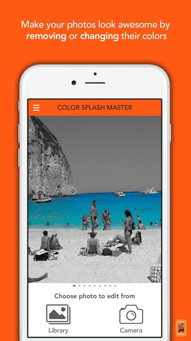 Screenshot - Color Splash Master Pro