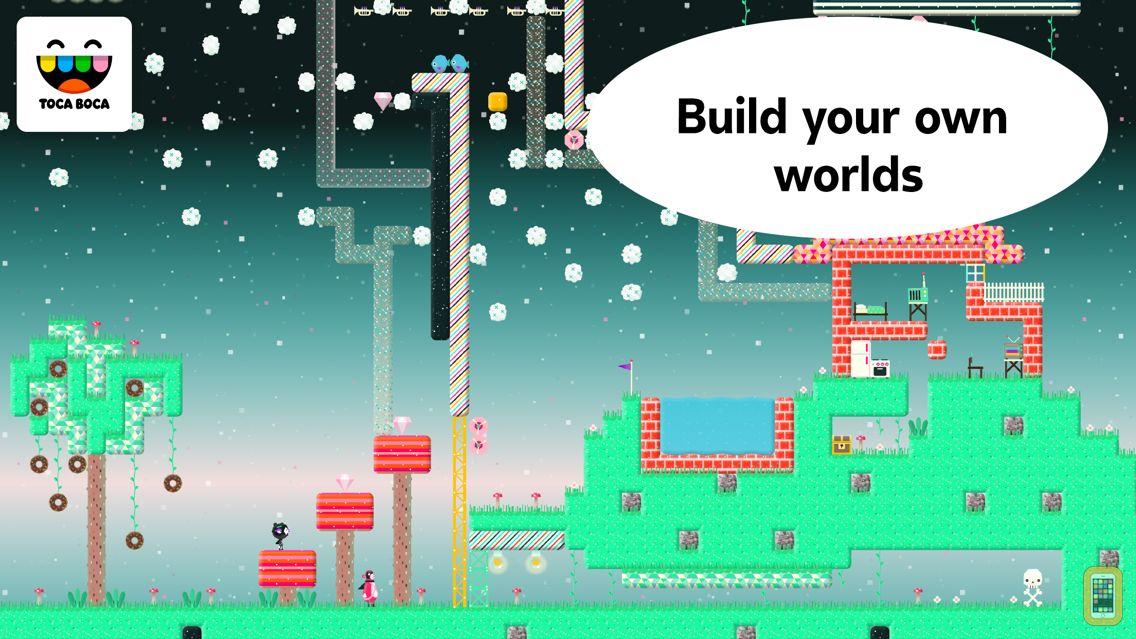 Screenshot - Toca Blocks