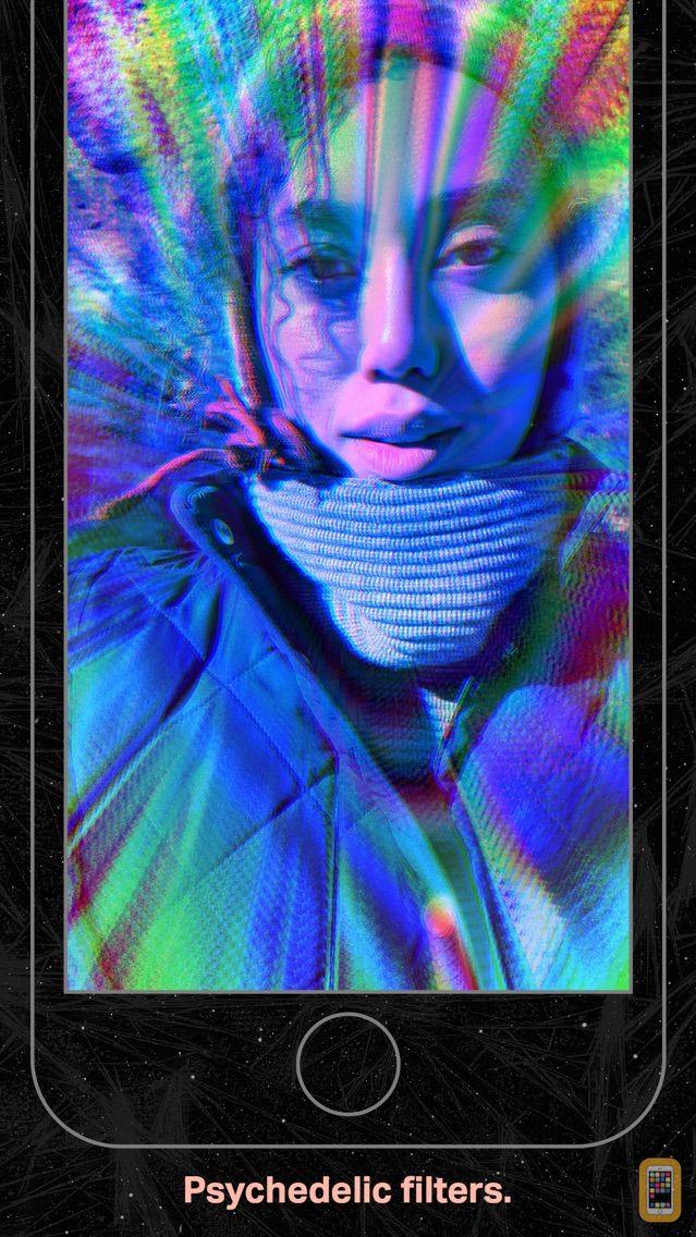 Screenshot - HYPERSPEKTIV: Photo, Video, AR