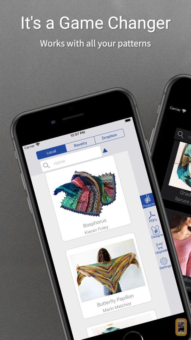 Screenshot - knitCompanion knitting & more