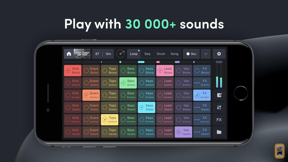 Screenshot - Remixlive - Make Music & Beats