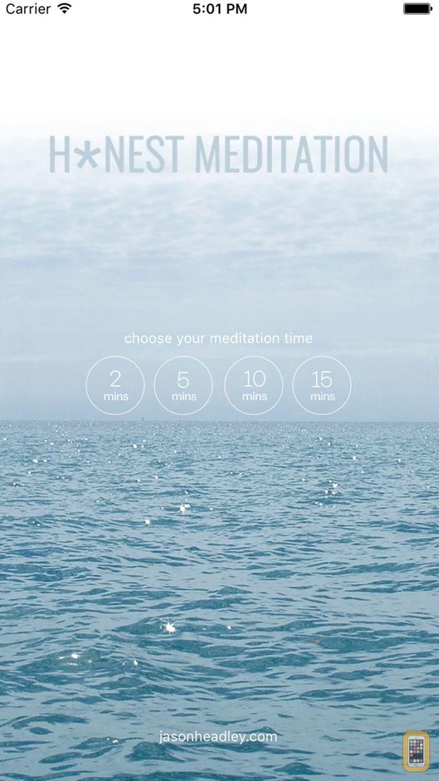 Screenshot - H*nest Meditation