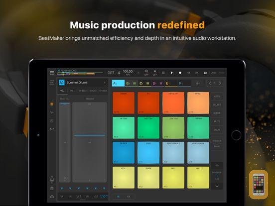 Screenshot - BeatMaker 3