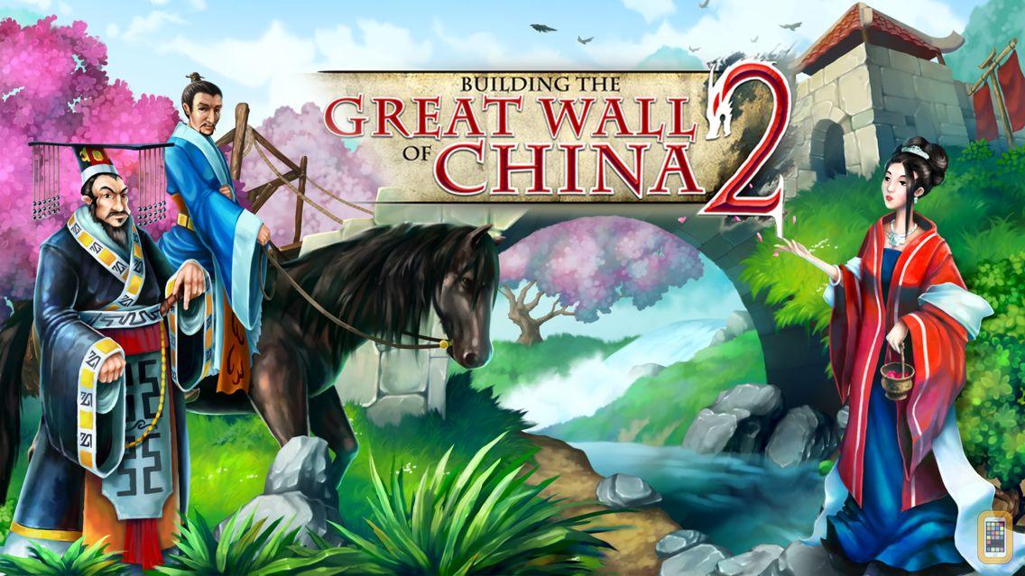 Screenshot - Building The Great Wall of China 2