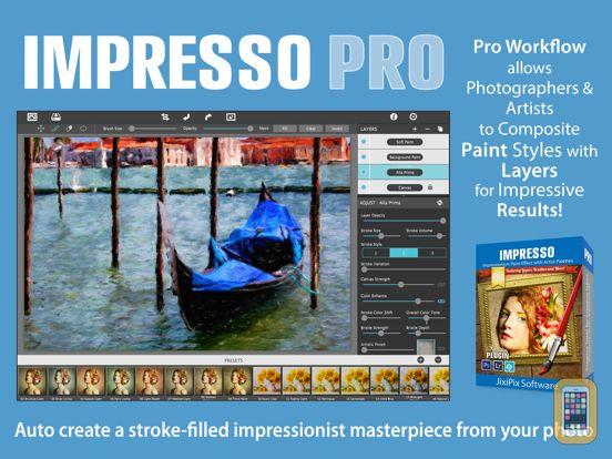 Screenshot - Impresso Pro