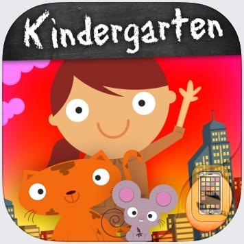 Animal Math Kindergarten Games by Eggroll Games LLC (Universal)