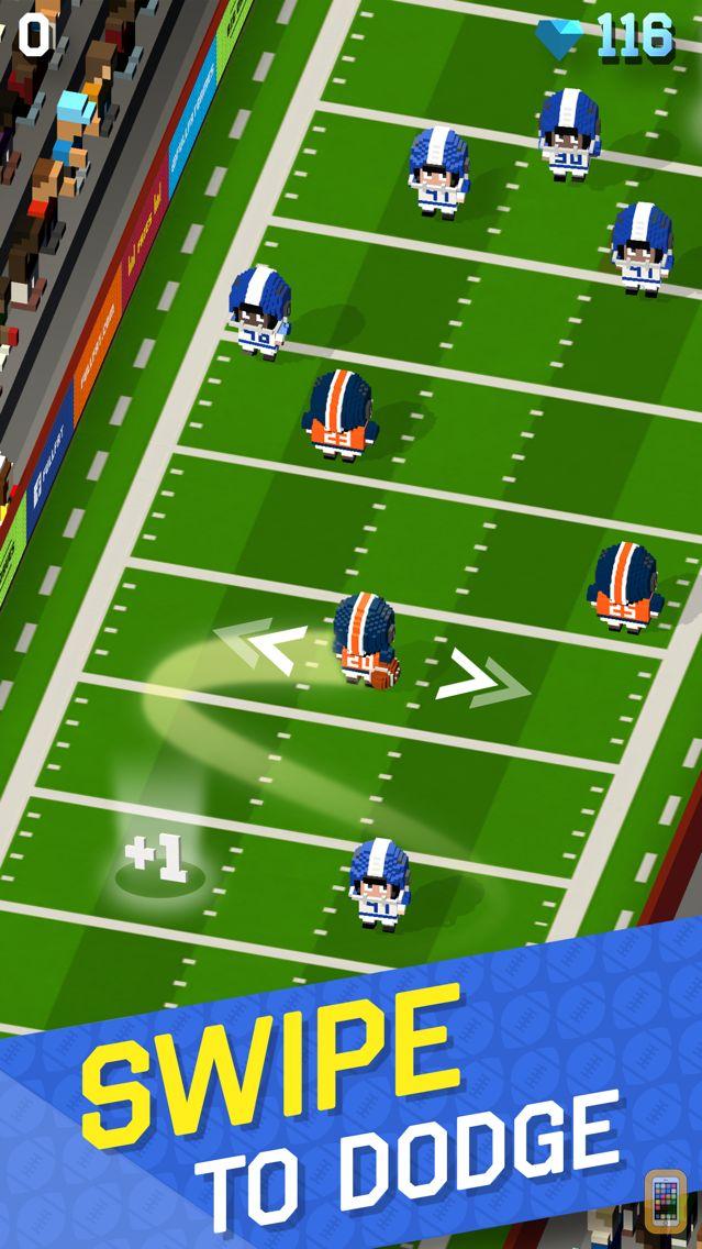 Screenshot - Blocky Football