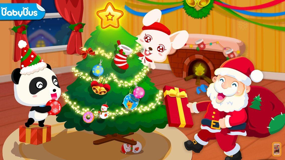 Screenshot - Merry Christmas -Activities