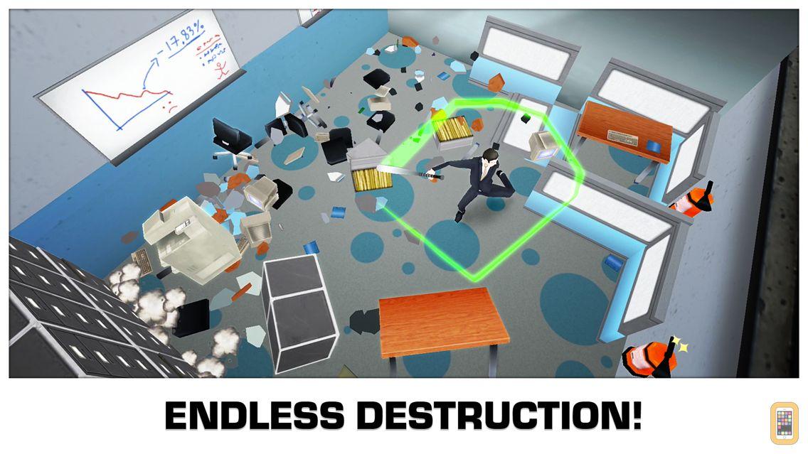 Screenshot - Super Smash the Office - Endless Destruction!