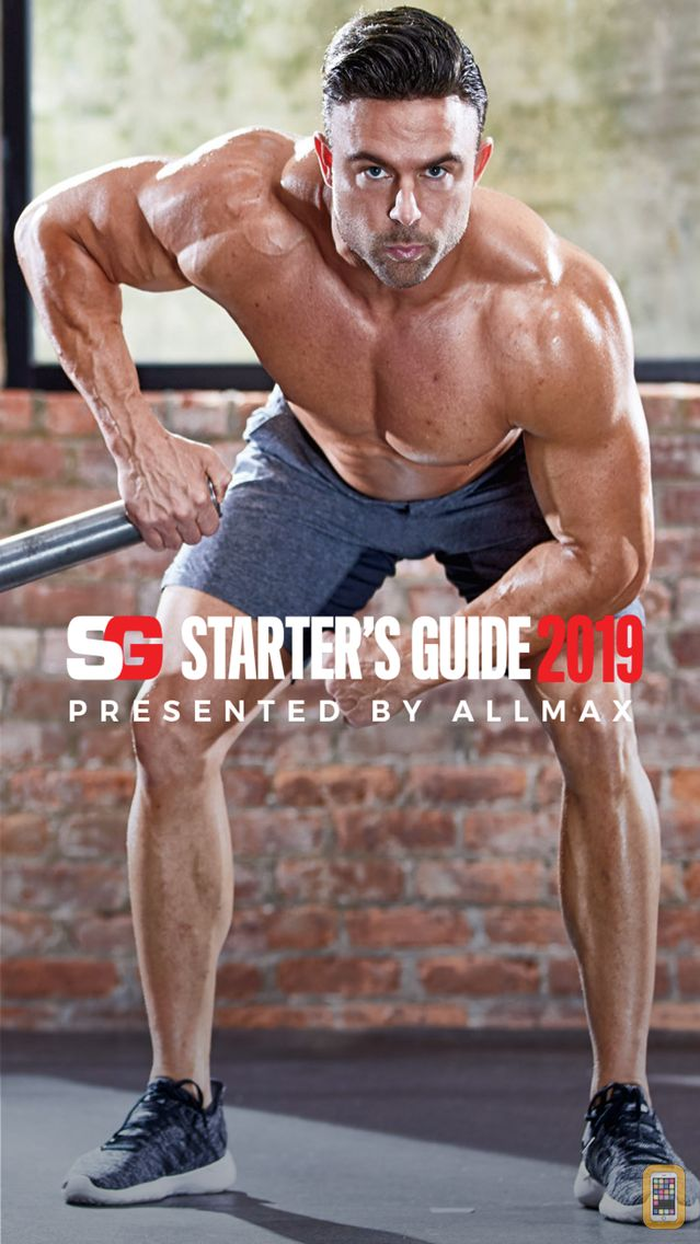 Screenshot - Muscle & Fitness Starter's Guide