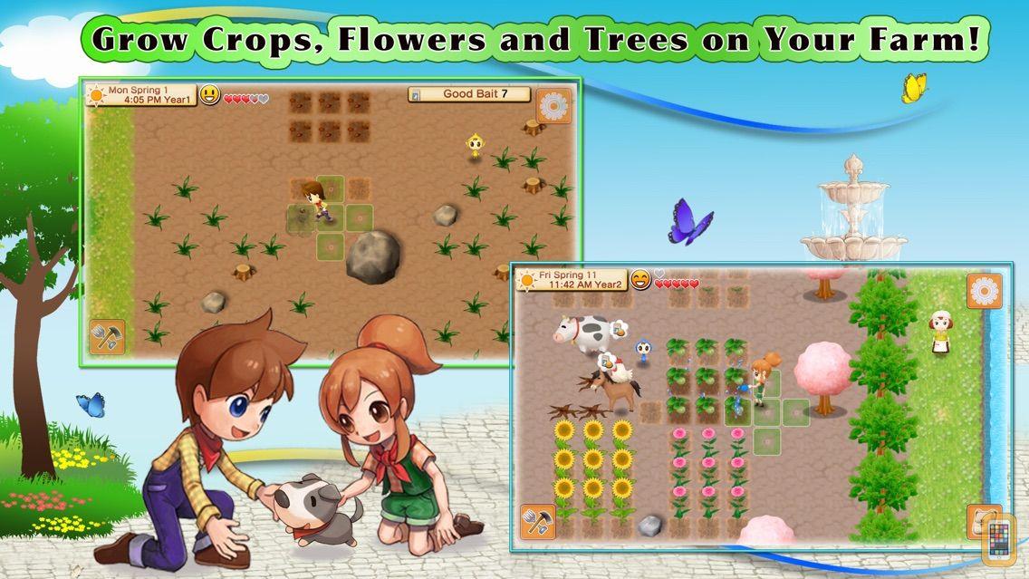 Screenshot - HARVEST MOON: Seeds Of Memories