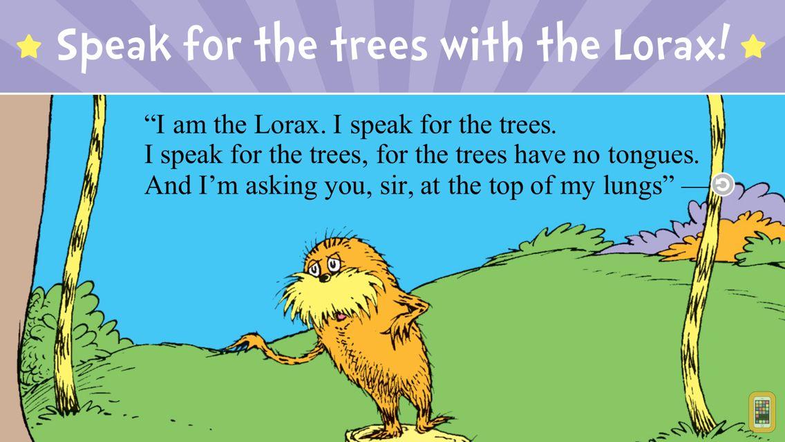 Screenshot - The Lorax by Dr. Seuss