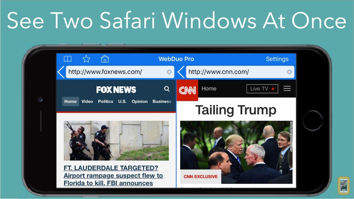 Screenshot - WebDuo Pro