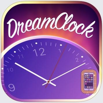 DreamClock for TV by Dominique Da Silva (iPad)