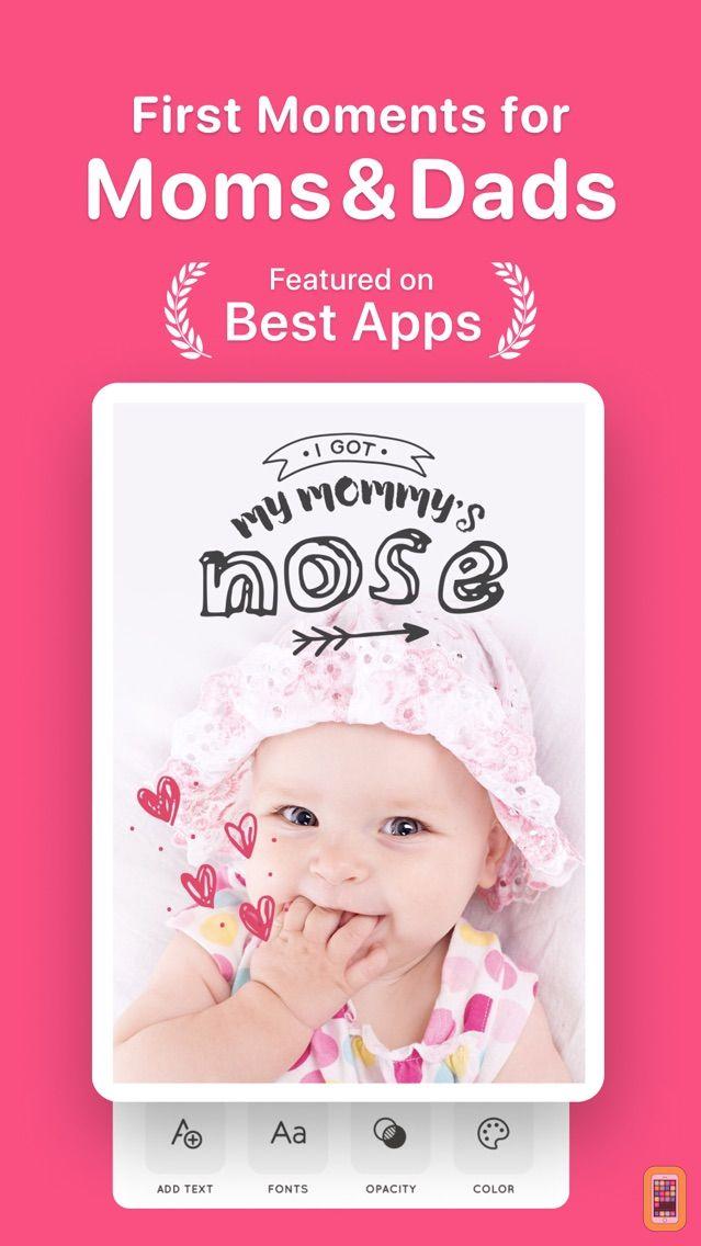 Screenshot - Baby Story - Pics Editor