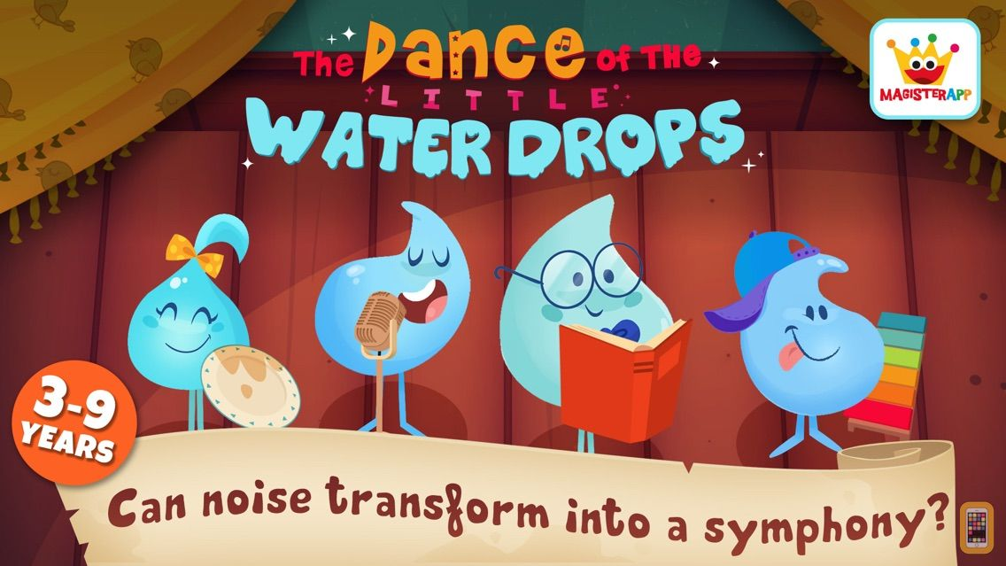 Screenshot - The Dance of the Little Water Drops