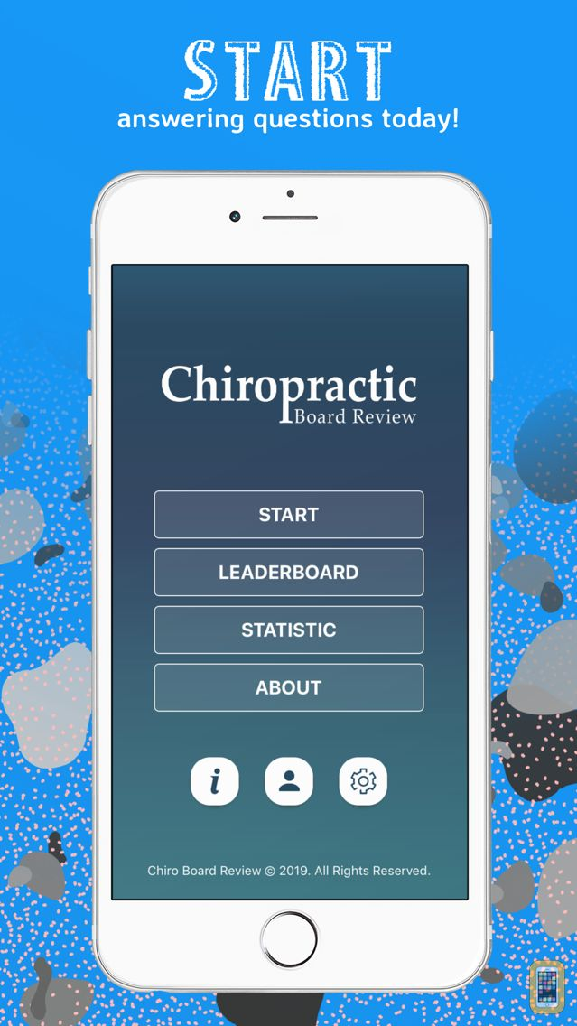 Screenshot - Chiro Board Review