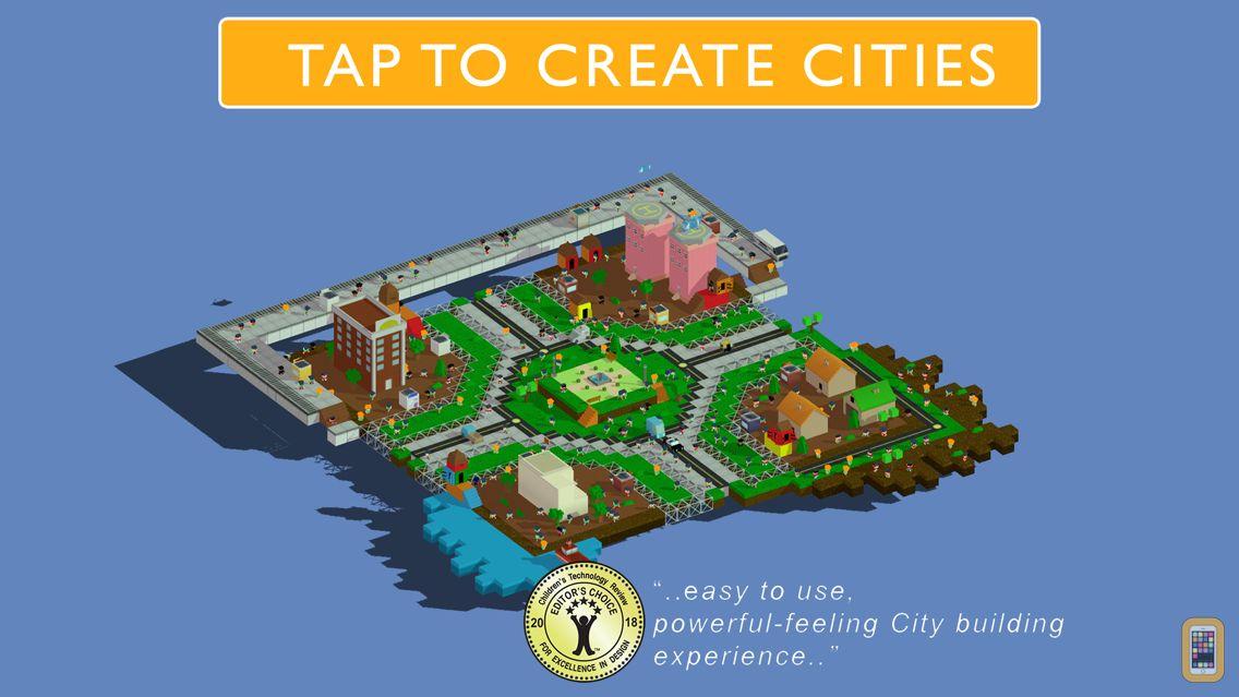 Screenshot - Blox 3D City Creator