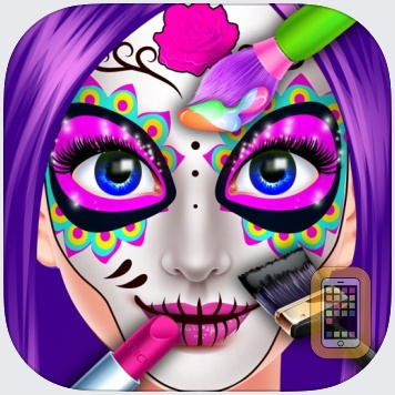 Icy Face Paint Party Frosty Salon - Girls Makeup and Beauty Spa by Kids Games Studios LLC (Universal)