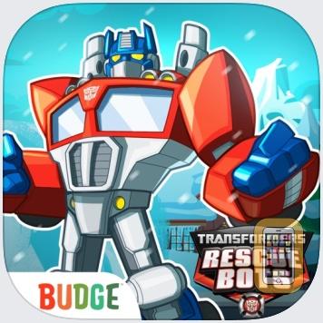 Transformers Rescue Bots: Hero by Budge Studios (Universal)