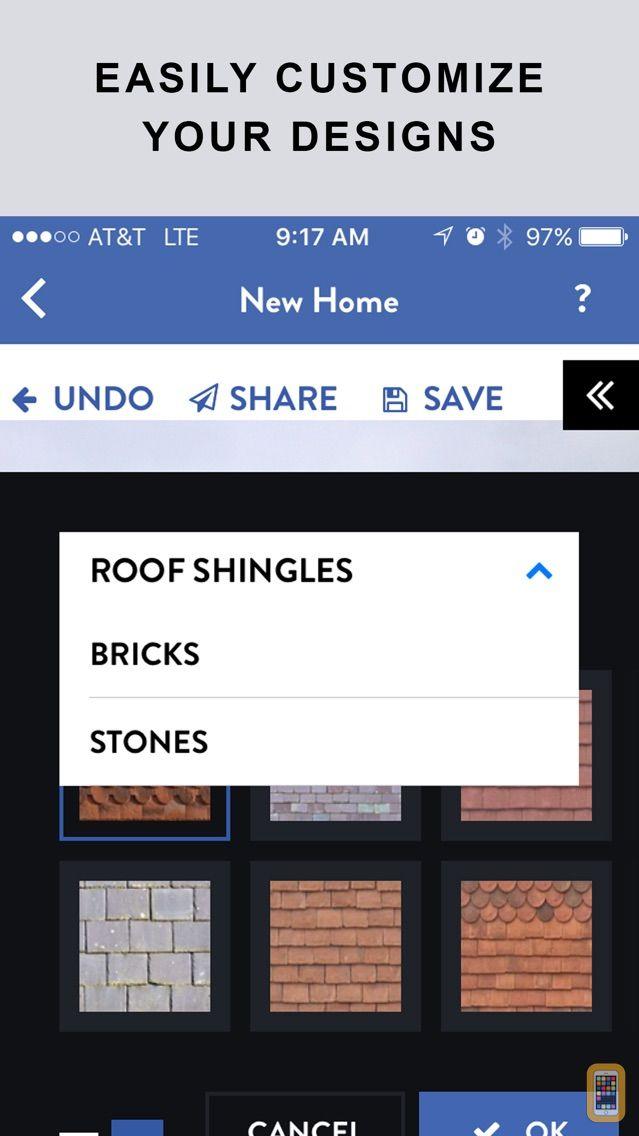 Screenshot - BluePrintz App