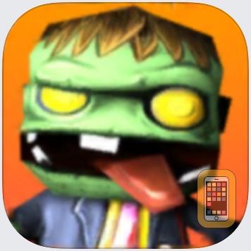 Zombie game catchers and smashers Z. Exterminators by Hesham Ahmed Kamal (Universal)
