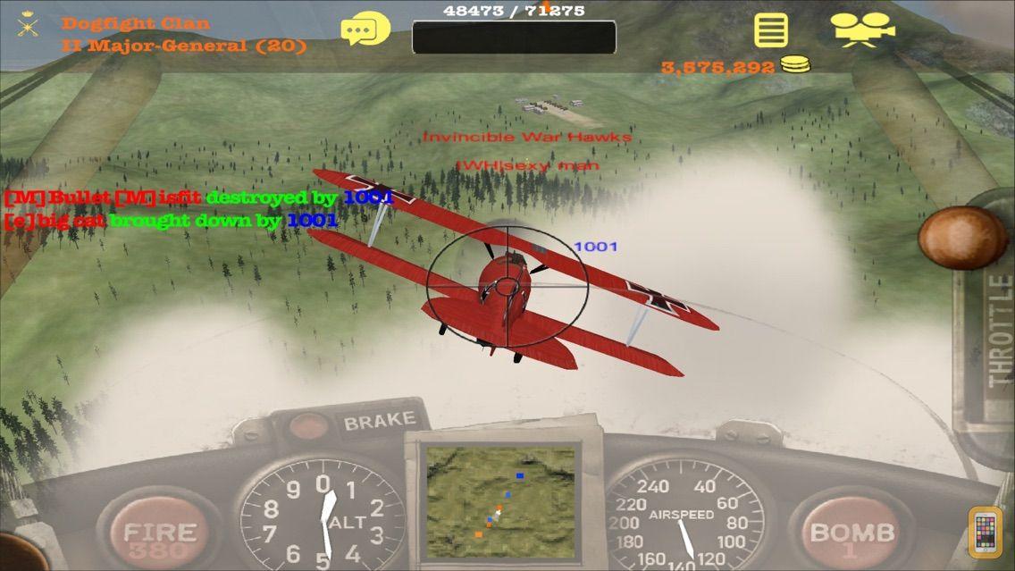 Screenshot - Dogfight Elite
