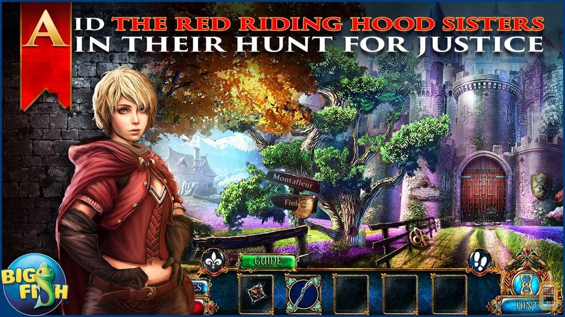 Screenshot - Dark Parables: Queen of Sands - A Mystery Hidden Object Game (Full)