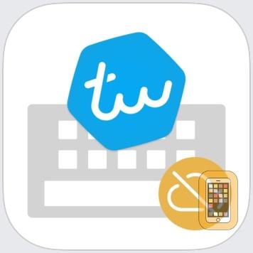 WRIO Keyboard by icoaching (iPhone)