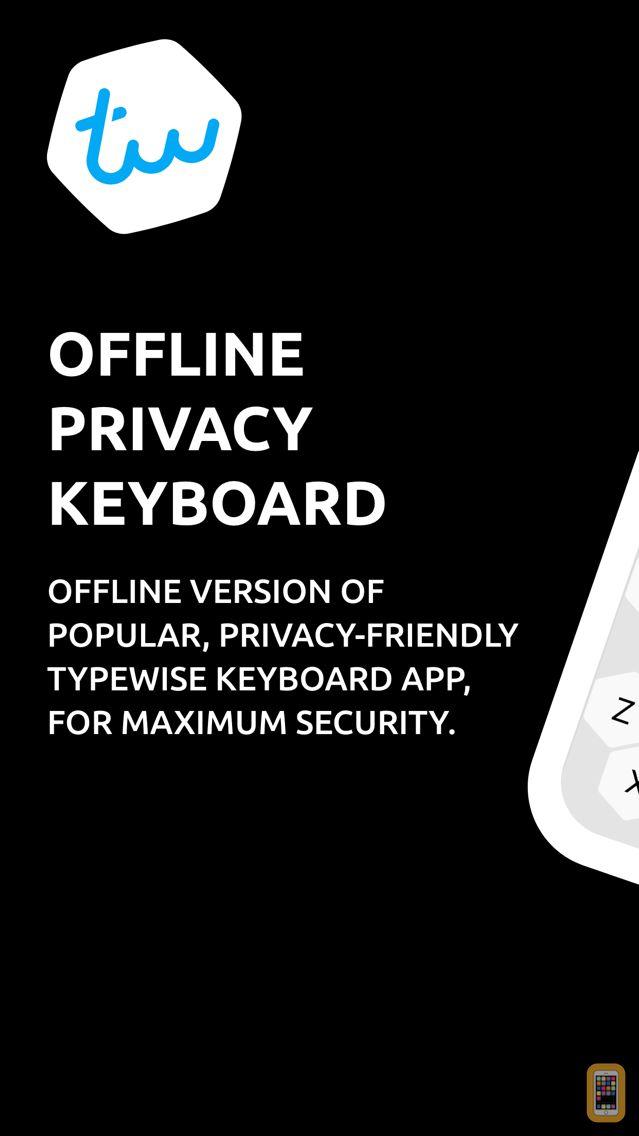 Screenshot - Typewise Offline Keyboard