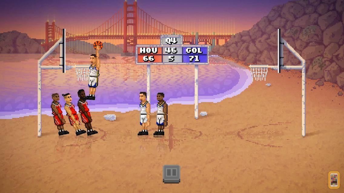 Screenshot - Real Bouncy Basketball