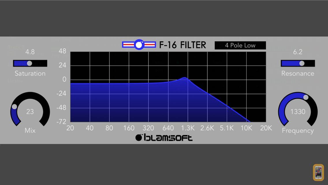 Screenshot - F-16 Filter